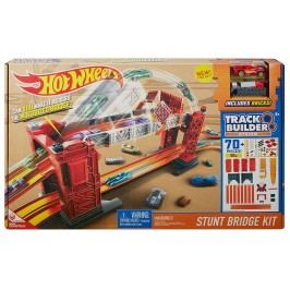MATTEL Hot Wheels Track Builder Padací most