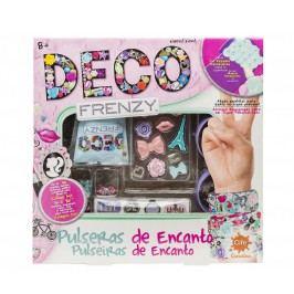Alltoys Deco Frenzy - kreativní set - Náramky