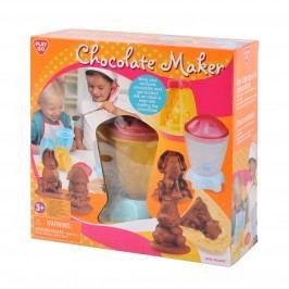 Wiky Továrna na čokoládové figurky