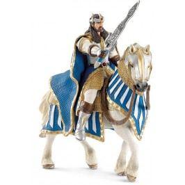 Schleich Rytíř - Král na koni s pohyblivými pažem
