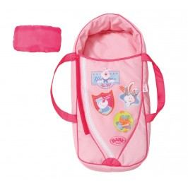 BABY born® 2v1 Spací pytel nebo přenosná taška