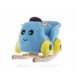 BabyGO Houpací křeslo - autíčko