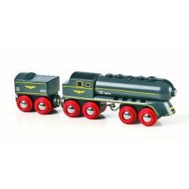 Brio Rychlý vlak s vagonem