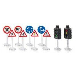 World - Semafory s dopravními značkami