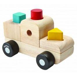 Plan Toys Třídící náklaďák
