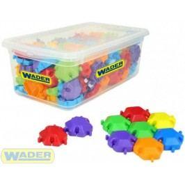 WADER Kostky Puzzle plast 120 ks