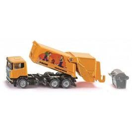 Super - Popelářské auto Scania 1:87