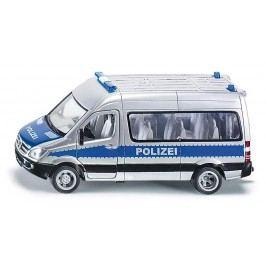 Super - Policejní minibus Mercedes, 1:50