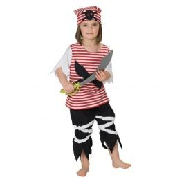 Rubies Kostým Malý pirát, 116 cm