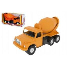 Dino Auto Tatra 148 plast 30 cm - oranžový domíchávač