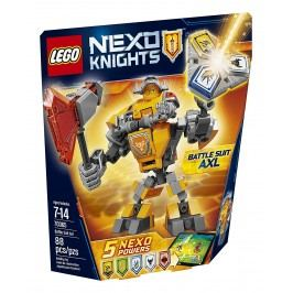 LEGO® NEXO KNIGHTS™ 70365 Axl v bojovém obleku