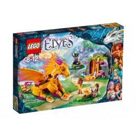 LEGO® Elves 41175 Lávová jeskyně ohnivého draka