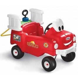 Little Tikes Hasičský vůz s funkční stříkačkou