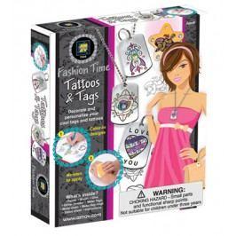 Fashion time Výroba tetování, přívěšků