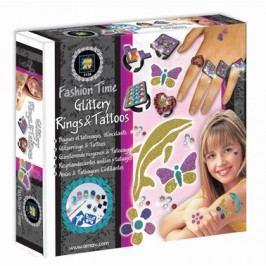 Fashion time Výroba prstýnků, tetování