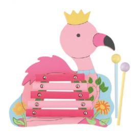 NICI Flamingo 46017 pro hudební nástroje