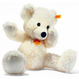 STEIFF plyšový medvídek Lotte 40 cm bílý
