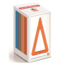MAGFORMERS ® Iso. Sada trojúhelníků 12