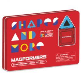 MAGFORMERS ® Tvary a další 20P