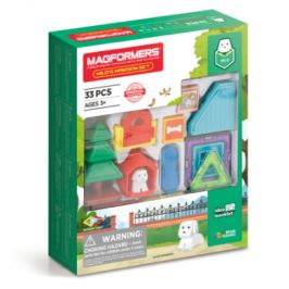 MAGFORMERS ® Milo's Mansion Set