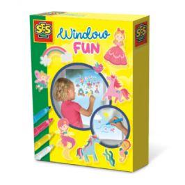 SES Creativ e® window obrázky princezny svět