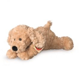 Teddy HERMANN visící pes béžový, 28 cm
