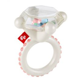 Fisher- Price ® Diamantový kroužek na zuby