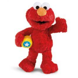 NICI Sesame Street plyšová hračka Monster Elmo 45 cm štíhlá 41969
