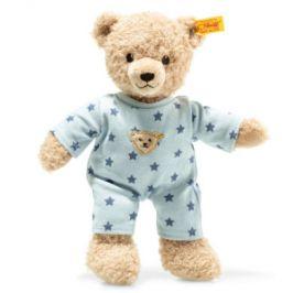 Steiff Teddy and Me Teddy Bear Boy Baby s pyžama, 25cm