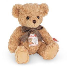 Teddy HERMANN ® Teddy béžová s pěstitelem, 35 cm