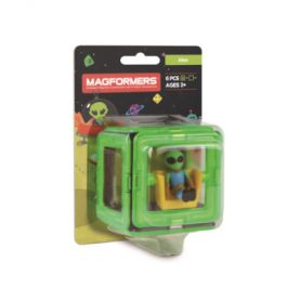 MAGFORMERS ® Figure Plus Alien Set