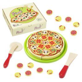 howa ® Řezání pizzy ze dřeva
