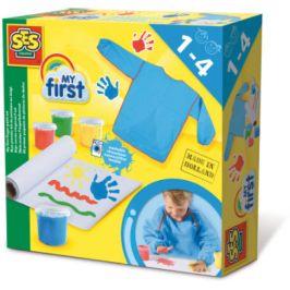 SES Creativ e® My first - Sada barev pro prst