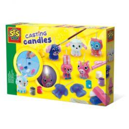 SES Creative Lití svíčkových figurek