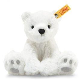 Steiff Soft Cuddly Friends Lasse lední medvěd, 18 cm