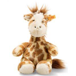 Steiff Soft Cuddly Friends Gira žirafa, 18 cm