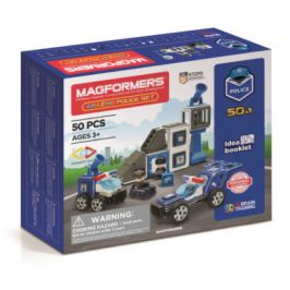 MAGFORMERS ® Amazing Police Set