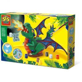 SES Creative Velký drak - Sádrová figurka