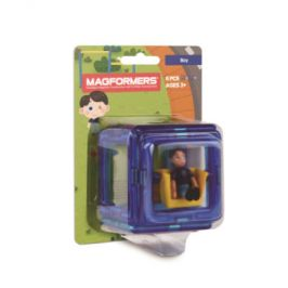 MAGFORMERS ® Figure Plus Boy Set 6P