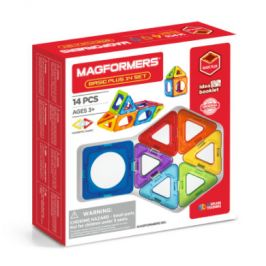 Sada MAGFORMERS ® Basic Plus 14