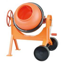 Míchačka na beton LENA, oranžová