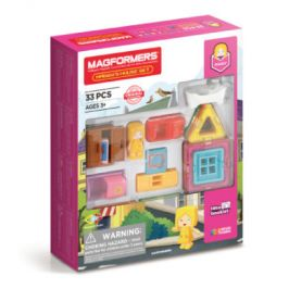 MAGFORMERS ® Maggy's House Set