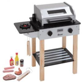 howa Max barbecue pro děti s dřevěnými doplňky