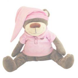 Doodoo Babiage medvídek světle růžový