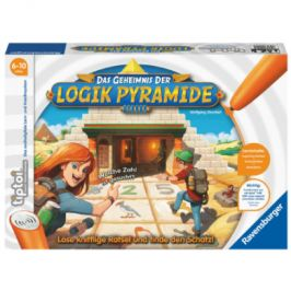 Ravensburger tiptoi Tajemství logiky - pyramidy