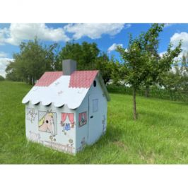 Tanner - Der kleine Kaufmann - hrací domek pro malování