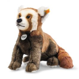 Steiff červená Panda Bendi 30 cm