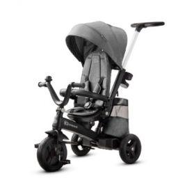 KINDERKRAFT - Tříkolka Easytwist Platinum Grey 2020