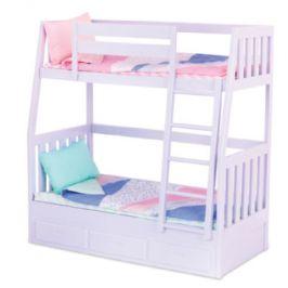 Our Generation - patrová postel, šeřík