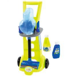 ecoiffier čisticí vozík s vysavačem